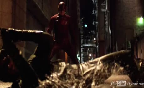 Flash v. Arrow