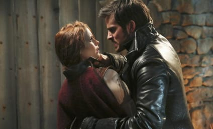 Once Upon a Time Photo Gallery: The Mermaid & The Pirate
