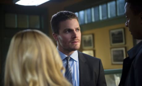 Oliver at the Precinct