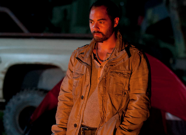 Martinez on The Walking Dead