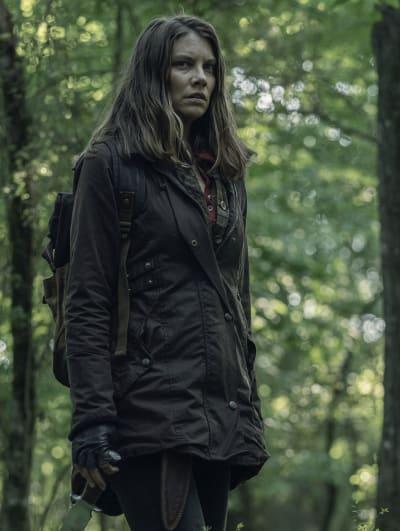 Maggie in the Woods - The Walking Dead Season 11 Episode 5