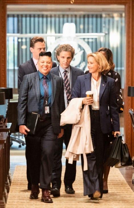 Kat's Return (Tall) - Madam Secretary Season 5 Episode 4