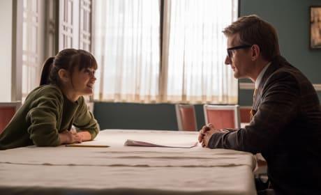 Howard Talks with Tess - Sweetbitter Season 1 Episode 6