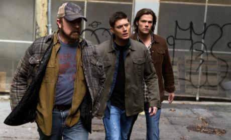 The Supernatural Trio