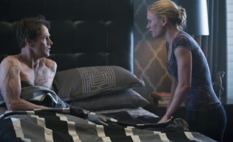 Fighting for Bill - True Blood Season 7 Episode 8