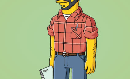 """The Simpsons Review: """"Homer The Father"""""""