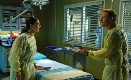 Grey's Anatomy Season 13 Episode 17 Review: Till I Hear It From You