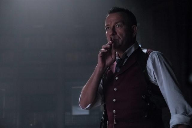 Shhh! - Gotham Season 3 Episode 14