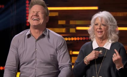 MasterChef: Legends Sneak Peek: A Saucy Paula Brings the Heat and Humor!