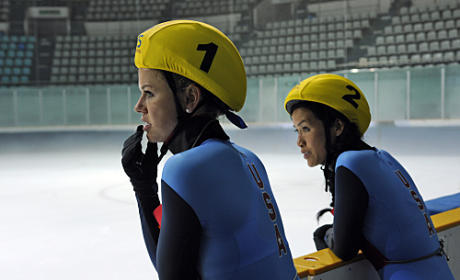 Nat and Kat Watch Their Competition
