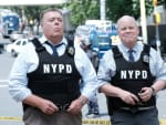 Puffer Chests In the Vests - Brooklyn Nine-Nine