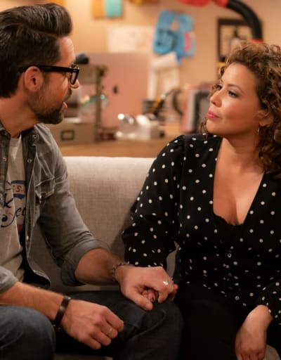 You Didn't Blow It - One Day At A Time Season 4 Episode 1