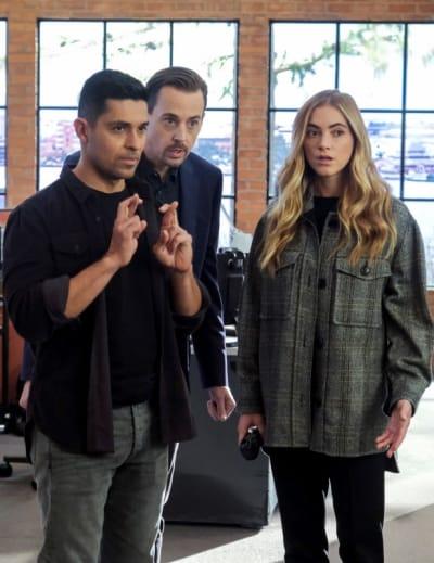 Finding a Hacker - NCIS Season 18 Episode 8