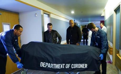 Dead Ends - NCIS: Los Angeles Season 9 Episode 22