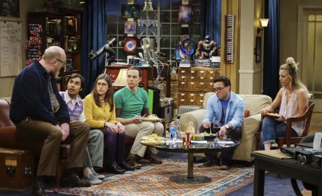 A Confusing Conversation - The Big Bang Theory Season 10 Episode 21