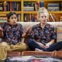 We're Twins! - The Big Bang Theory Season 10 Episode 19
