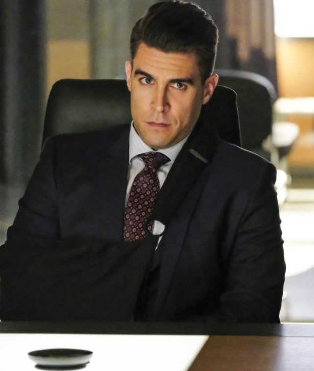 Arrow - Josh Segarra is Returning