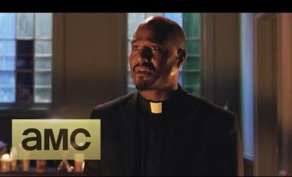 The Walking Dead Season 5 Episode 3 Teaser: Can Gabriel Be Trusted?