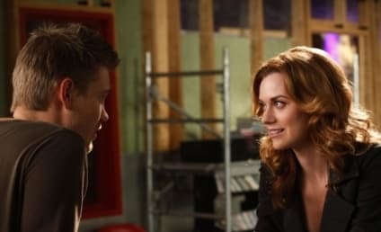 "One Tree Hill Recap: ""You, Me and the Bottle Makes Three Tonight"""
