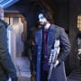 Aatash Amir as Lieutenant Drake - DC's Legends of Tomorrow Season 1 Episode 7