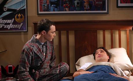 Leonard's Surgery - The Big Bang Theory