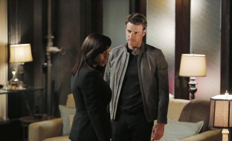 Jake and Liv - Scandal Season 4 Episode 9