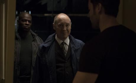 Red and Dembe make a house call - The Blacklist Season 4 Episode 8
