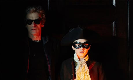 The Doctor and The Knightmare - Doctor Who