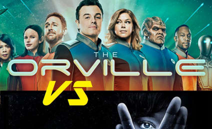 11 Rounds of The Orville vs. Star Trek: Discovery: Who Does It Better?