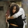 Olivia Pope Captured - Scandal Season 4 Episode 10