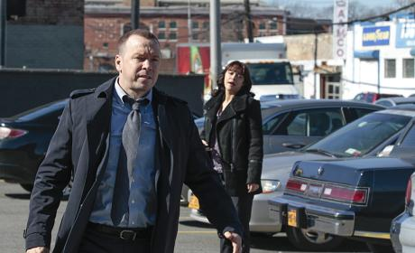 Teaming Up - Blue Bloods