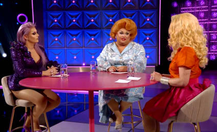 RuPaul's Drag Race All Stars Season 6 Episode 5 Review: Pink Table Talk