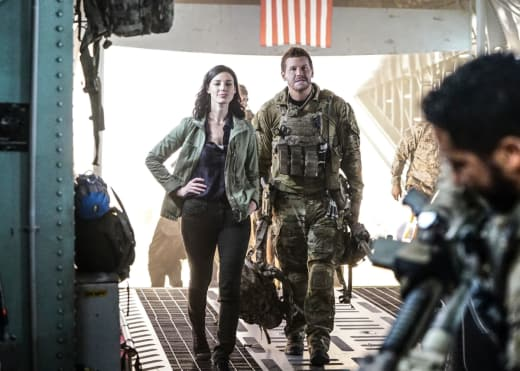 SEAL Team Season 1 Episode 9 Review: Rolling Dark - TV Fanatic