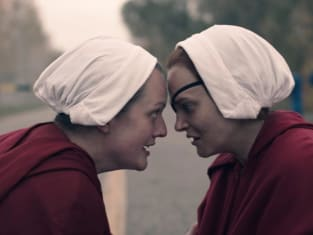 June and Janine long - The Handmaid's Tale Season 4 Episode 4