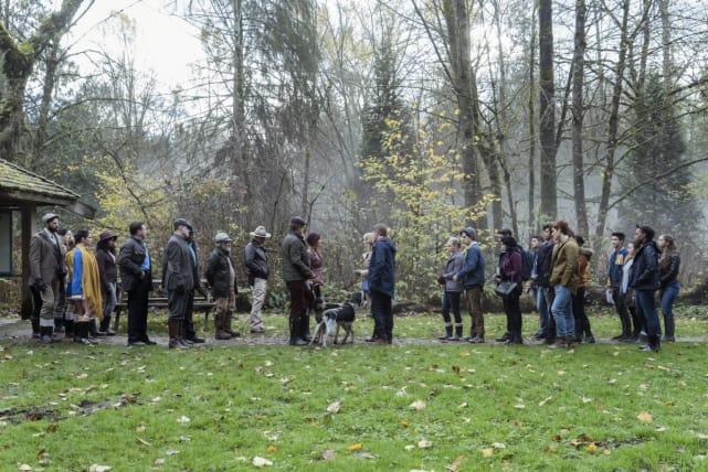 War Of The Worlds - Riverdale Season 1 Episode 7
