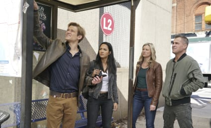 Watch MacGyver Online: Season 2 Episode 19