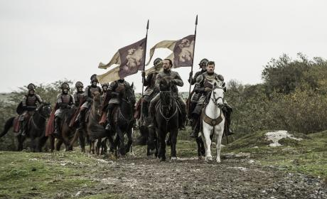 Marching Back To King's Landing? - Game of Thrones Season 6 Episode 10