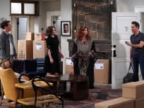 Packing Up - Will & Grace