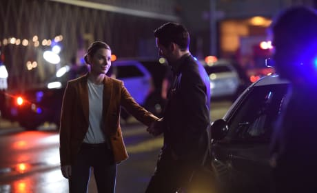 Chloe Puts Her Life On the Line - Lucifer