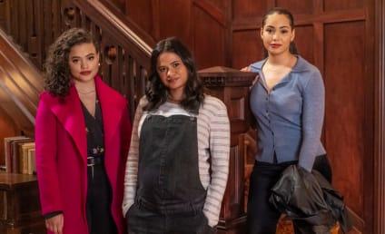 Charmed Stunner: Madeleine Mantock Exits After 3 Seasons!