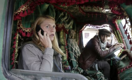 Watch Homeland Online: Season 8 Episode 11