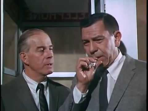 Dragnet 1967: Joe Friday & Bill Gannon