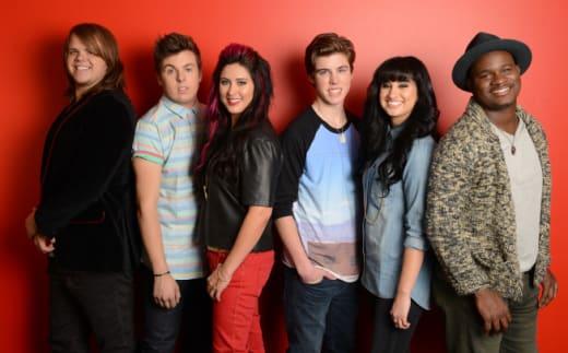 The American Idol 6
