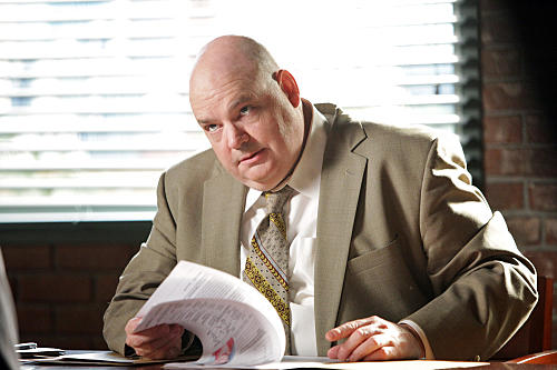 Special Agent J.J. LaRoche