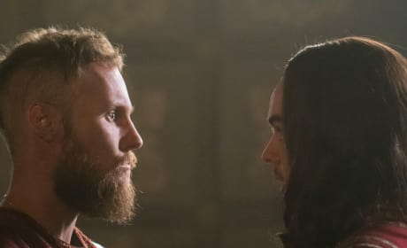 Ubbe and Alfred - Vikings Season 5 Episode 14