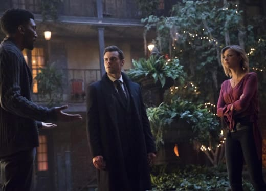 Joining Forces - The Originals