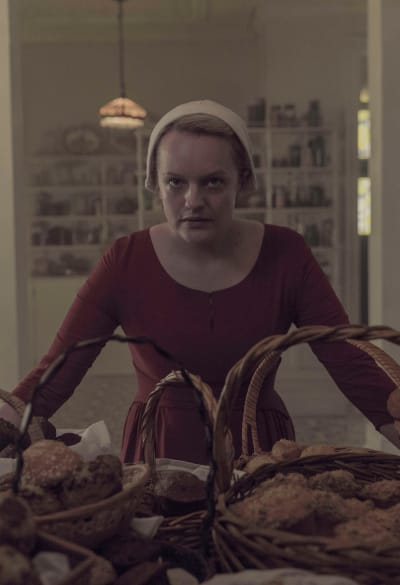 Muffins Mean Yes - The Handmaid's Tale Season 3 Episode 10