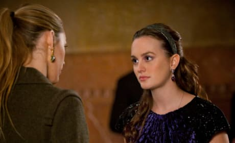 Blair and Serena on GG