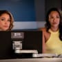 Nora and Iris Worry For Barry - The Flash Season 5 Episode 2
