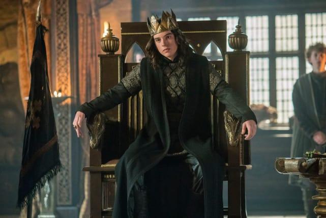 Alfred - Vikings Season 5 Episode 11